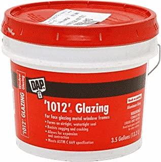 CRL 3.5 Gallon Dap Gray Metal Sash Putty