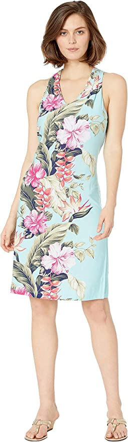Kahuna Cascade Sleeveless Dress
