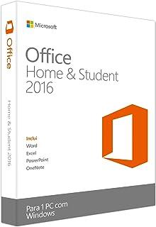 Microsoft Office Hogar y Estudiantes 2016