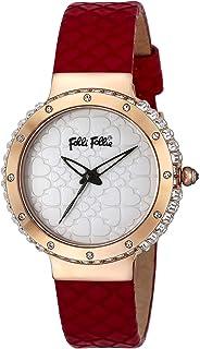 [フォリフォリ] 腕時計 HEART4HEARTSYMPHONY WF13B012SPW-RE レディース 並行輸入品 レッド