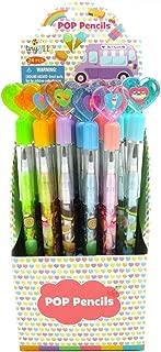 24 Pcs Ice Cream Multi Point Pencils