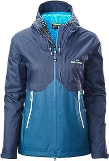Kathmandu Southbound Womens Warm Waterproof Rain Jacket Breathable Insulation Women's