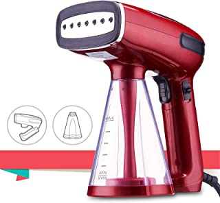 BUSYPIGGY Upgrade Handheld Steamer for Clothes, Mini Foldable Portable Steamer, Clothes Steamer for Traveling, 3 Steaming ...