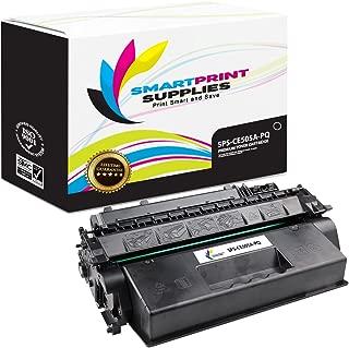 Smart Print Supplies Compatible 05A CE505A Black Premium Toner Cartridge Replacement for HP Laserjet P2030 2050 Series Printers (2,300 Pages)