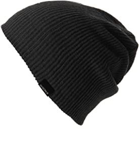 NIXON Hombre Gorros Compass Beanie, Black, One Size, c1332000 – 00 ...