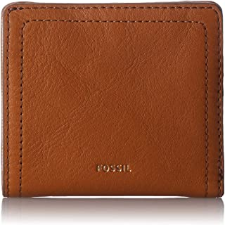 FOSSIL Women's Logan Wallet, Brown, One Size