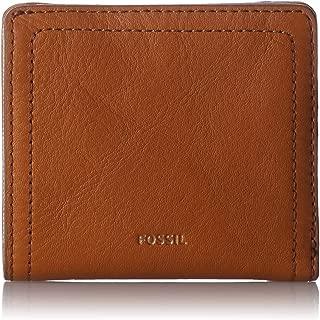 FOSSIL Women's Logan Wallet, Brown, One Size