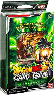 Dragon Ball Z Super The Dark Invasion Starter Deck Series 3 Cross Worlds
