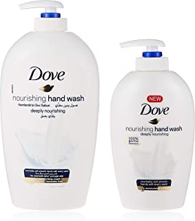 Dove Hand Wash Deeply Nourishing, 500ml with 220 ml