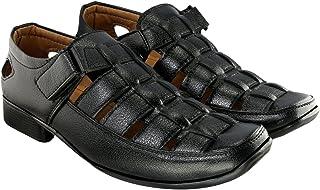 Blinder Black Brown Sandals Trendy for Men