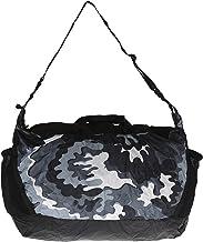 حقيبة دافل رياضية للنزهات والخروج من ذا نورث فيس، سوداء