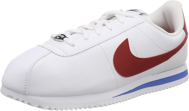 Nike Unisex Adults' Cortez Basic Sigs Fitness shoes