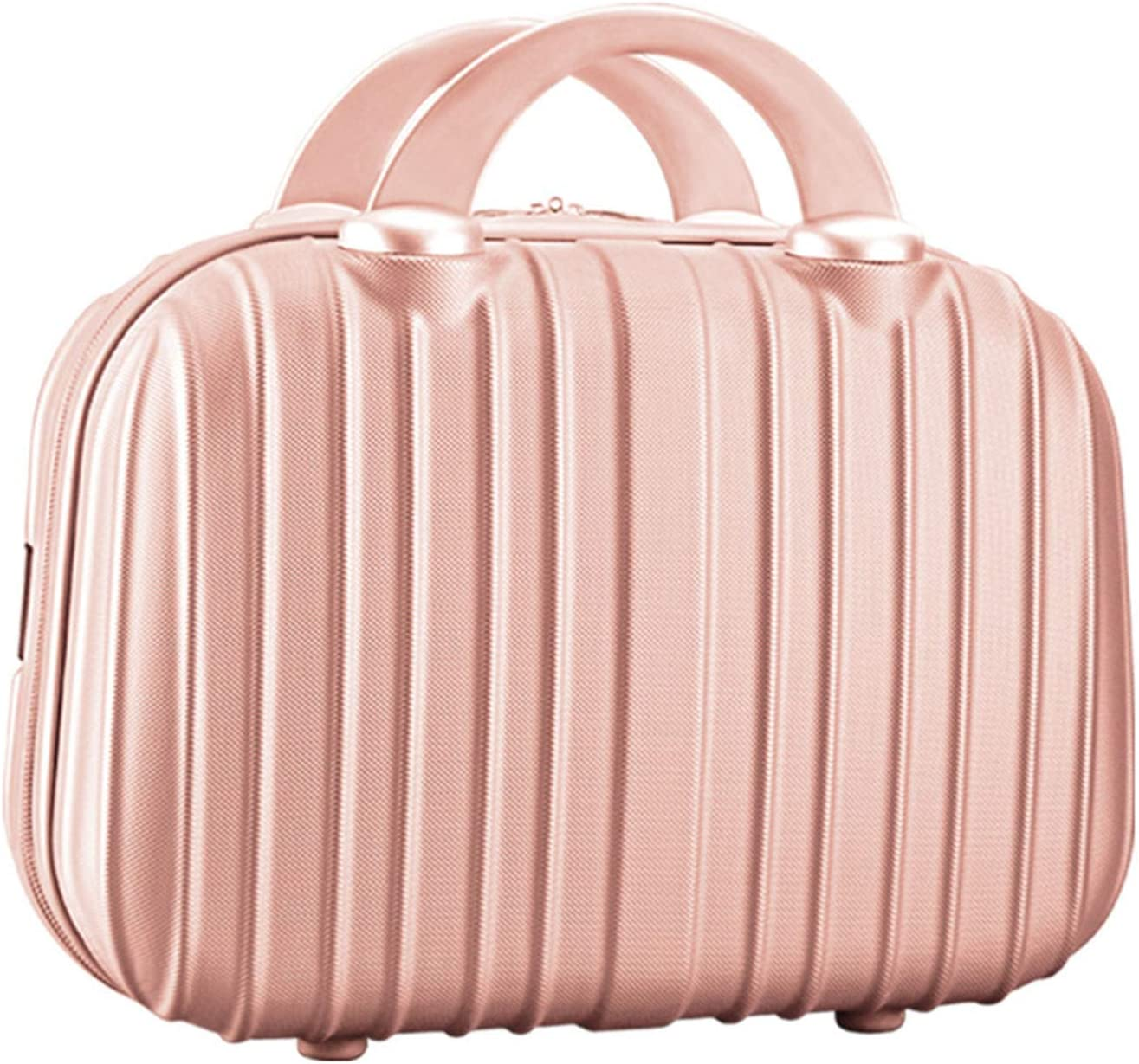N A 14in Cosmetic Case Luggage Portable Small Carrying S Travel Max 84% Ranking TOP17 OFF
