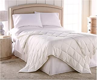 Harmonia Weighted Blanket 15 lbs :: Cotton Shell, Glass Bead Fill, 60