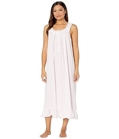 Eileen West Sleeveless Ballet Nightgown (Pink) Women