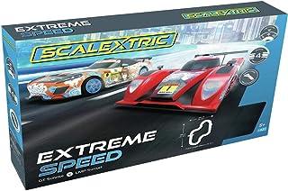 Scalex Racing SLOT CAR SCALEXTRIC petit modèle barrière Vinyle Autocollants x32