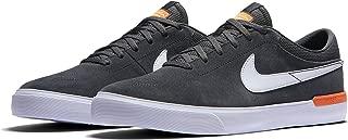 Nike SB Hypervulc Eric Koston Anthracite Clay Orange White Skate Shoes