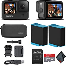 $519 » GoPro HERO9 Black - Waterproof Action Camera with Front LCD and Touch Rear Screens, 5K HD Video, 20MP Photos, 1080p Live S...