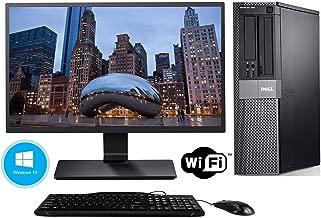 Dell Optiplex 980 Refurbished Desktop PC with BRAND NEW 22