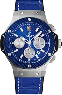 Tribute to Chelsea Football Club Limited Edition Hublot Big Bang Chronograph 44mm Mens Watch