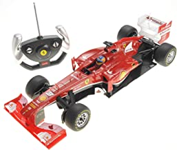 AMPERSAND SHOPS Fast 1:12 Scale Formula One F1 RTR Licensed Ferrari F138 Electric RC Car Big Size
