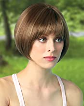 Erin Monofilament Synthetic Wig By Amore Auburn Sugar