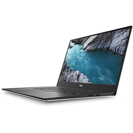 Dell XPS 9570, 15.6in UHD (3840 x 2160) InfinityEdge Touch Display, 8th Gen Intel Core i7-8750H, 32GB RAM, 1TB SSD, GeForce GTX 1050Ti, Fingerprint Reader, Windows 10 Pro, Silver (Renewed)