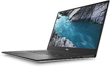 Dell XPS 9570, 15.6in UHD (3840 x 2160) InfinityEdge Touch Display, 8th Gen Intel Core i7-8750H, 32GB RAM, 1TB SSD, GeForce GTX 1050Ti, Fingerprint Reader, Windows 10 Pro, Silver (Renewed