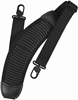 Comfort Fit Shoulder Strap,Black