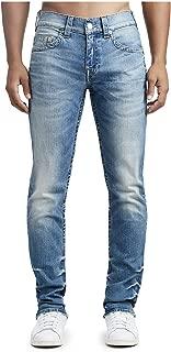 True Religion Men's Geno Slim Fit Stretch Denim Jeans