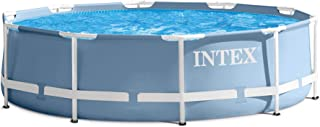 "Intex Prism Frame Pool 10' X 30"""" (3.05m X76cm) With Filter Pump - 28702"