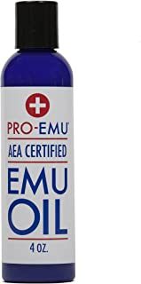 emu oil color