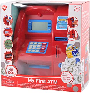 PlayGo MY FIRST aTM MaCHINE TOY