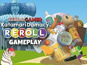 Clip: Katamari Damacy Reroll Gameplay - Zebra Gamer