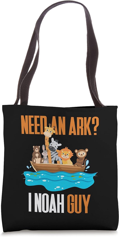 Need An Ark? I Noah Guy Pun Church Gift for Kids Tote Bag