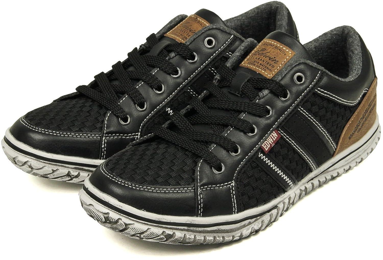 [セレブル] (エドウィン) EDWIN ローカット スニーカー メンズ カジュアルシューズ 靴 レースアップ チェック柄 ED-7138