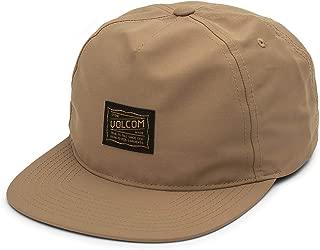 Men's Road Test Five Panel Snap Back Hat
