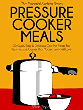 your kitchen pressure cooker
