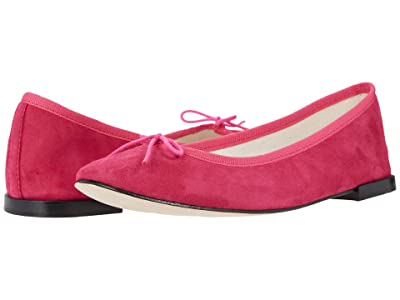 Repetto Cendrillon (Pink Suede) Women