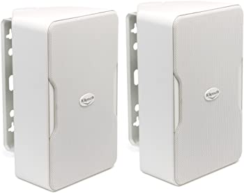 Klipsch CP-6 Compact Performance Series Outdoor Loudspeakers (Pair)