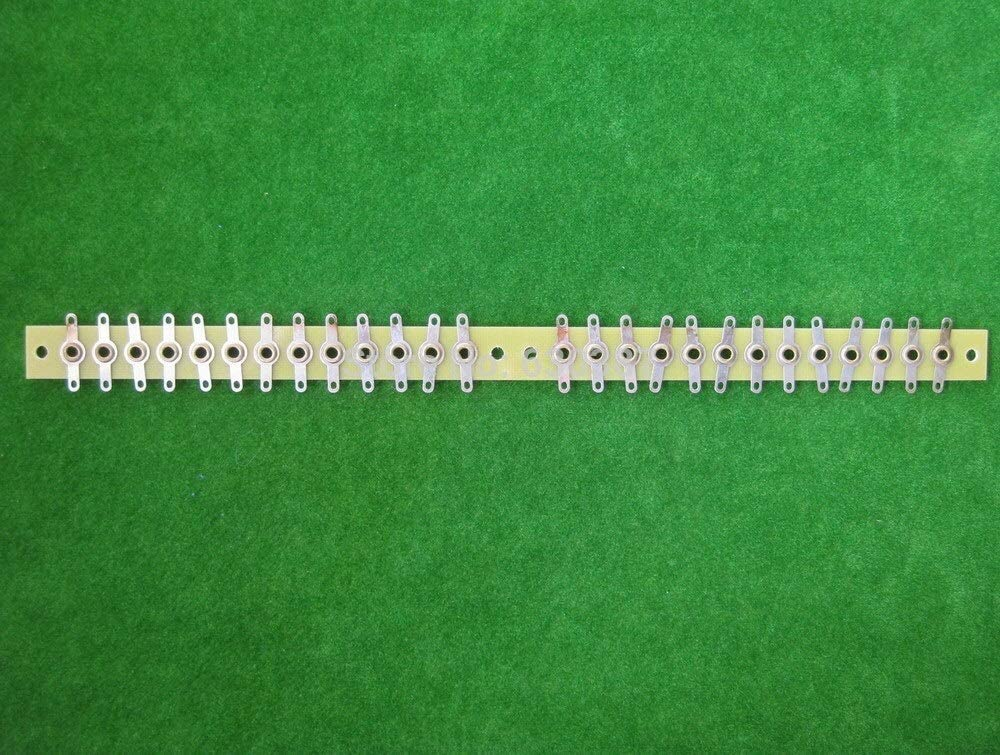 HDHUIXS Wonderful SW29 4pcs Reservation Cheap bargain 26 Connector Board TAG Prelim Strips