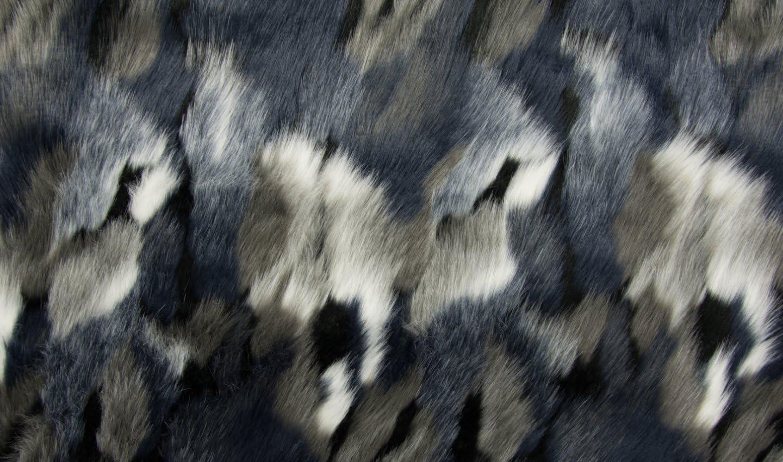CRS Fur Fabrics Super Luxury Faux Fur Fabric Material 150cm x 100cm 1Mtr Gold Bear