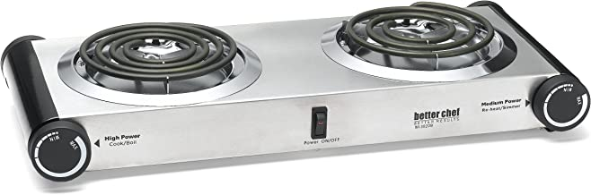 Better Chef Top Dual Buffet Burner Table