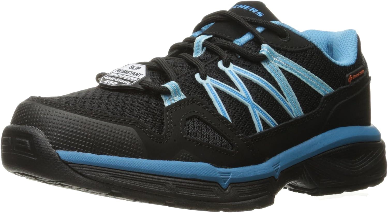Skechers for Work Women's Conroe Abbenes Slip Resistant shoes