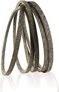 Jackma55 Lawn Mower Deck Kevlar Belt 1/2