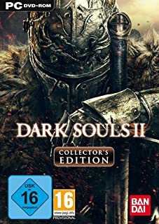Dark Souls II 2 Collector's Edition Game PC