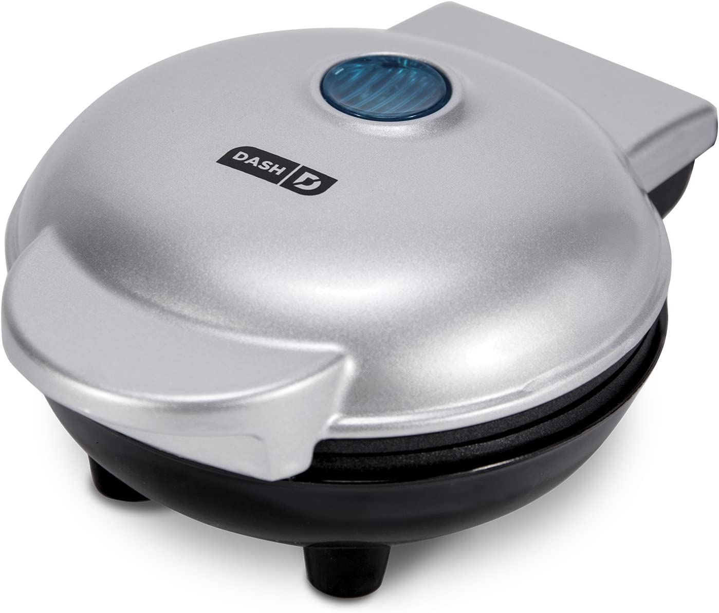 Dash DMS001SL Mini Max 60% OFF Maker Electric Griddle for Individual Tampa Mall Round P