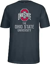 Big Logo School Name Tee Ohio St