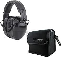 TITUS High Decibel Safety Earmuffs