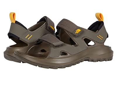 The North Face Hedgehog Sandal III (Weimaraner Brown/TNF Black) Men